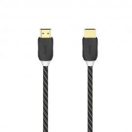 Câble HDMI Hama Haute Vitesse 1.5m Avec Ethernet