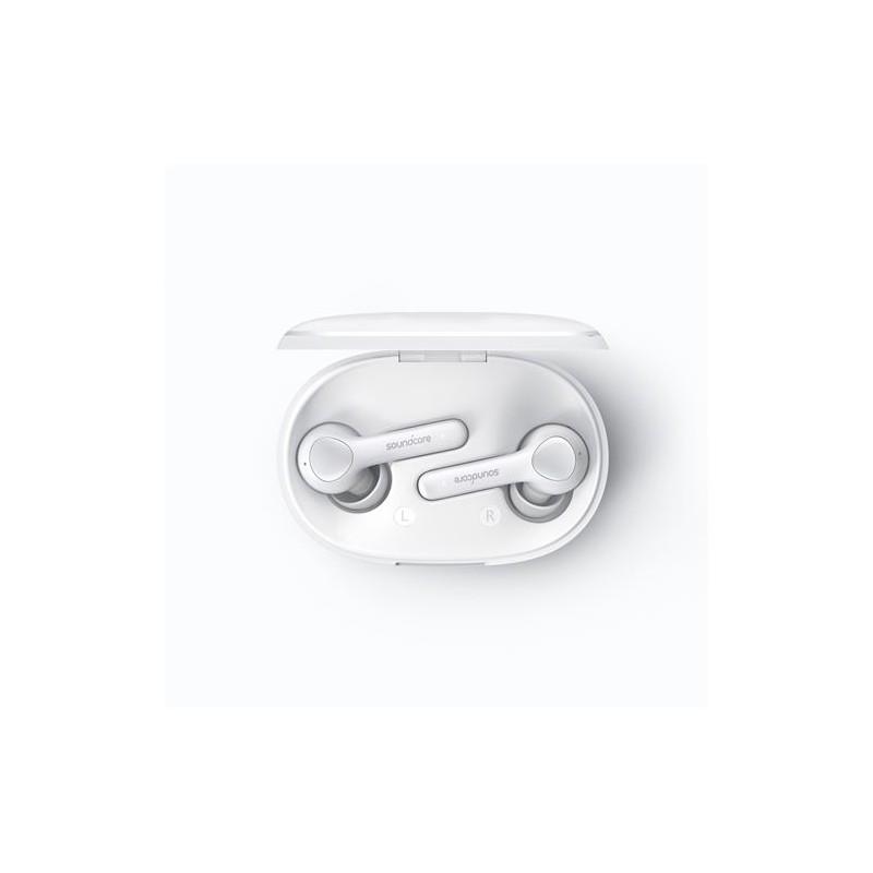 Écouteurs sans fil ANKER SoundCore Life Note 40-Hour Playtime - Blanc - Tunisia