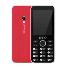 Téléphone portable IPRO A29 - Blanc & Rouge
