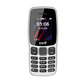 Téléphone portable AMI C11 - Blanc