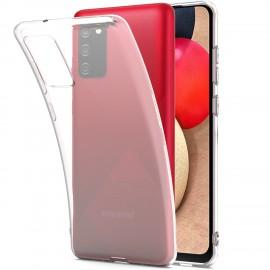 Silicone Transparent Samsung Galaxy A02s