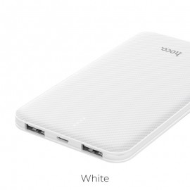 Power Bank Hoco B37 5000mAh Micro-USB - Blanc