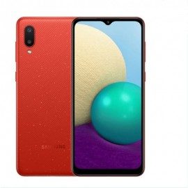 Samsung Galaxy A02 32Go + 3Go -Rouge