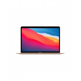 "MACBOOK Air 13"" Puce Apple M1 avec CPU 8 coeurs SSD 256Go"