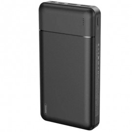 Power Bank Remax 30000mAh 2 Ports USB - Noir