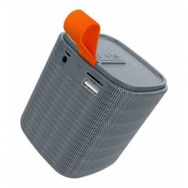 Enceinte portable Bluetooth Celebrat  - Gris