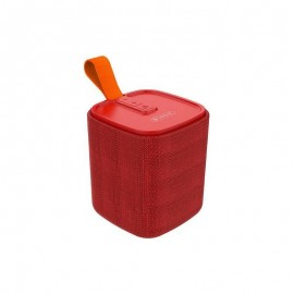 Enceinte portable Bluetooth Celebrat - Rouge