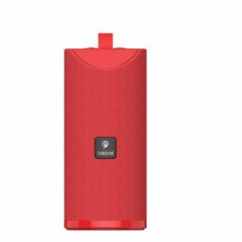 Enceinte Bluetooth portable Celebrat -Rouge