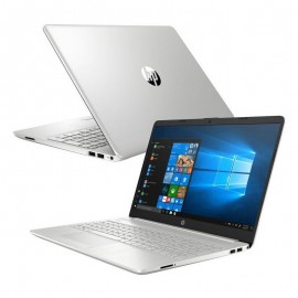 "Pc Portable HP 15.6"" Led HD IntelCore i3-1115G4 4Go 256Go SSD - Argent"