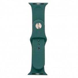Bracelet Silicone CONTACT Apple Watch 42/44mm - Vert