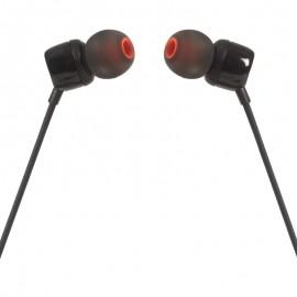 Écouteurs Main libre JBL T110 - Noir