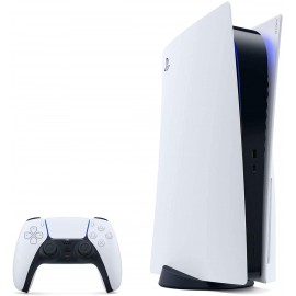 Console PS5 Edition Standard - Blanc