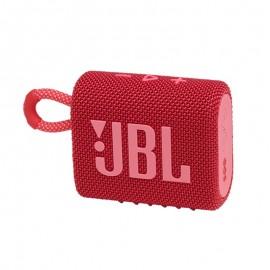 Enceinte JBL GO 3 - Rouge