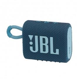 Enceinte JBL GO 3 - Bleu