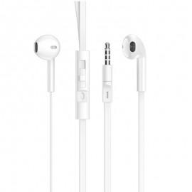 Écouteurs Borofone Avec Microphone BM23 - Blanc
