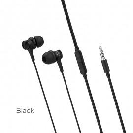 Écouteurs Borofone Avec Microphone BM22 - Noir