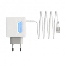 Chargeur Micro-USB Borofone Avec Double Ports USB BA34 1M / 2.4A