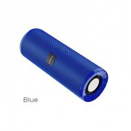 Haut Parleur Bluetooth Borofone Étanche BR1 - Peacock Blue