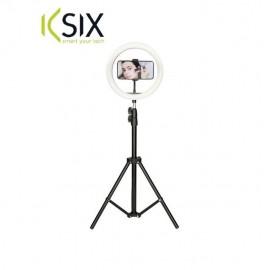 Selfie Ring Light KSIX Avec Trépied + Télécommande