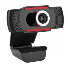 Webcam Filaire USB 480P Platinet - Noir