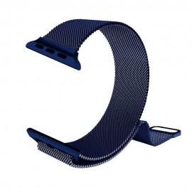 Bracelet Milanais Pour Apple Watch 42/44 mm - Blue