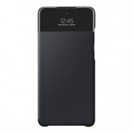Etui S View Pour Samsung Galaxy A72 - Noir