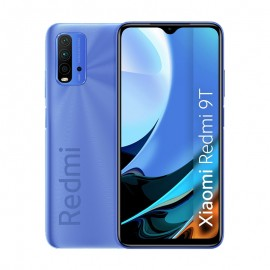 Smartphone Xiaomi Redmi 9T 4Go 64Go - Bleu