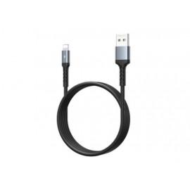 Cable Micro-USB Remax 1M / 2.1A - Noir