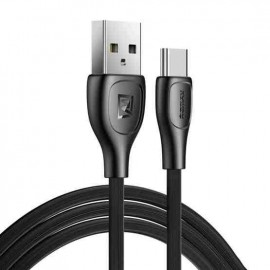 Cable chargeurs Type-C Remax RC-160A - Noir