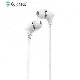 Écouteur Celebrat SOUND G3 - Blanc