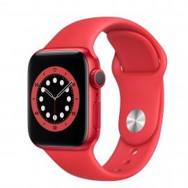 Apple Watch S6 GPS Boîtier alu - 40mm Bracelet...