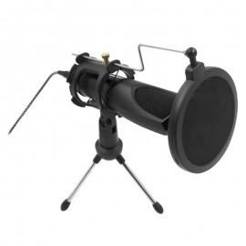 Microphone Pack INFLUENCE T'nB - Noir