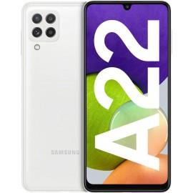 Samsung Galaxy A22 128Go + 4Go - Blanc