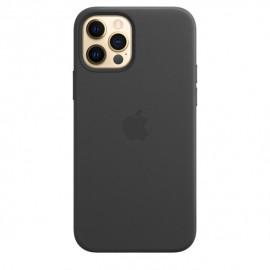Coque en Cuir pour iPhone 12 / 12Pro Avec...