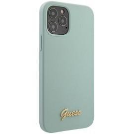 siliconce case iphone 12 pro max Guess