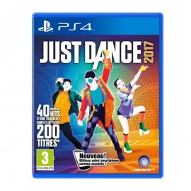 Just Dance 2017 - PS4 tunisie