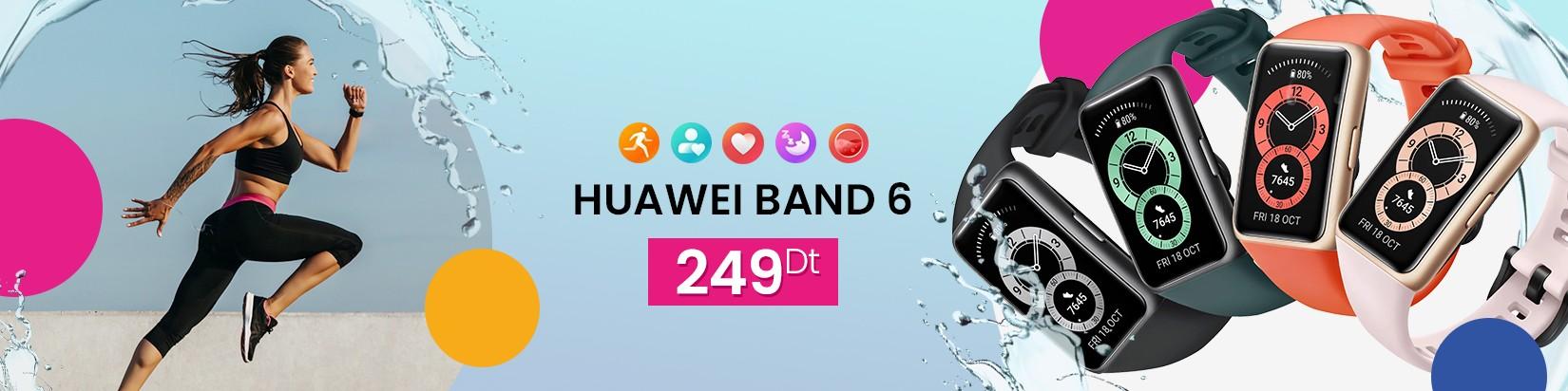 Huawei Band 6 | Hayeti Tunisie